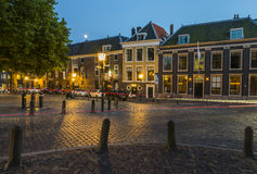 Skrzyżowanie Houttuinen Dordrecht Obrazy Stock