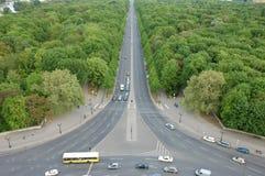 skrzyżowanie miast, Obraz Stock