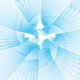 skrzydła z nieba Obrazy Royalty Free