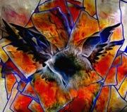 skrzydła Zdjęcia Royalty Free