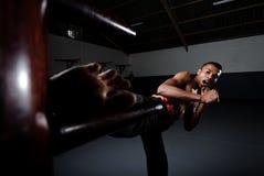 Skrzydłowy Chun Kung Fu Fotografia Royalty Free
