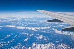 Skrzydłowy samolot Obrazy Stock