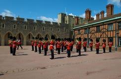 skrzyknie wojskowego Fotografia Royalty Free