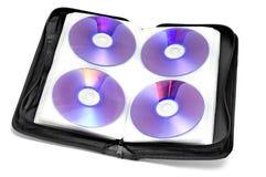 skrzynka cd dvd Obraz Stock
