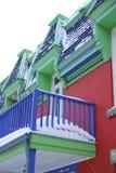 skrzynka di Montreal Zdjęcia Stock