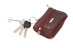 skrzynka klucze Fotografia Stock