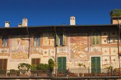 Skrzynka Mazzanti Verona Włochy - 1500 - zdjęcie stock