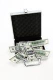 skrzynka pieniądze fotografia royalty free