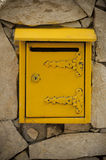 skrzynka pocztowa Zdjęcie Royalty Free