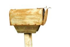 skrzynka pocztowa stara Obraz Stock
