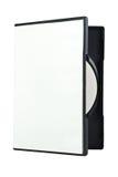skrzynka pusty dvd Zdjęcie Stock