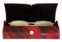 skrzynka szkła Obraz Royalty Free