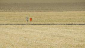 Skrzynki pocztowa na wiejskiej drodze Zdjęcie Royalty Free