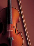skrzypce Obraz Royalty Free