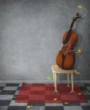 skrzypce Obraz Stock
