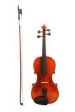 skrzypce bow Zdjęcie Royalty Free