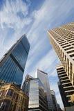Skscrapers, Sydney, Australia. Stock Image