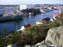 Skudeneshavn Royaltyfri Fotografi