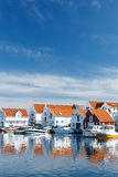 Skudeneshavn village in Norway Stock Photo