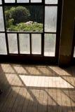 skuggafönster Royaltyfri Bild