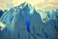 Skuggar av blått Arkivfoto