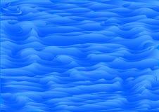 Skuggor av blått två Royaltyfri Fotografi