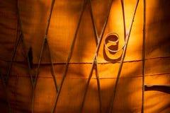 Skuggor av stål Fotografering för Bildbyråer