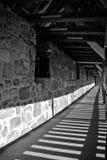 Skuggor och lampor Arkivbilder