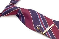 skuj powiązania krawat Fotografia Royalty Free