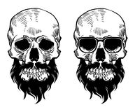 Skull – stock illustration – stock illustration file. File vector illustration