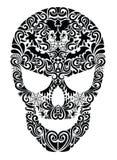 Skull. Stock Photo