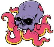 skull Foto de Stock Royalty Free