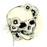 The skull Royalty Free Stock Photo