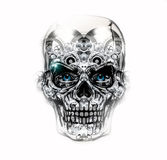 Skull art Stock Photos