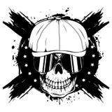 Skull bandit Royalty Free Stock Photos