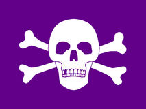 Skull and Bones Royalty Free Stock Photos