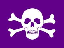 Skull and Bones Royalty Free Stock Photos