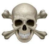 Skull and Crosbones Stock Image