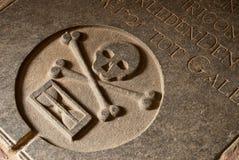 Skull and Cross bones Stock Image