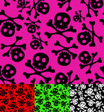 Skull and crossbones Stock Photography