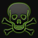Skull and crossbones Royalty Free Stock Photo