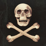Skull & Crossbones Royalty Free Stock Photos