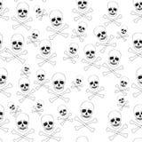 Skull and crossbones Stock Photo
