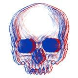 Skull 3D Stock Photo