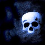 Skull Design Stock Images
