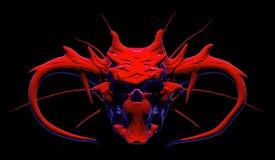 Skull design Stock Image
