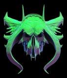 Skull design Royalty Free Stock Photography