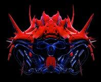 Skull design Stock Photography