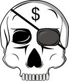 Skull 03 Royalty Free Stock Photos