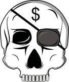 Skull 03 Royalty Free Stock Photos